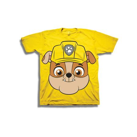 Rubble Short Sleeve Shirt (Toddler Boys)