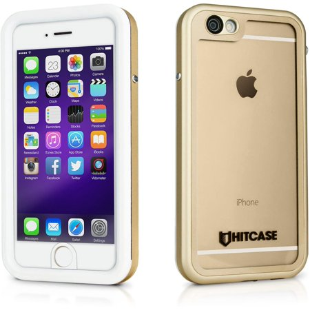 HITCASE SHIELD iPhone 6 Case -Thinnest Waterproof Protective Aluminum Case / Durable Dropproof Snowproof Underwater - image 1 of 5