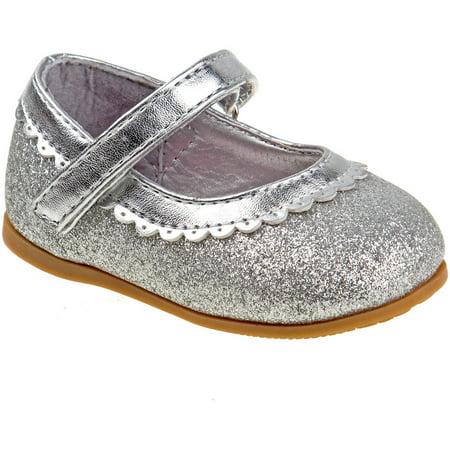 Josmo Infant Girls Mary Jane Dress Shoes