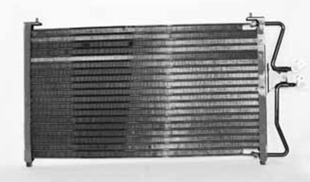 New FO3030136 A//C Condenser for Ford Escape 2001-2004