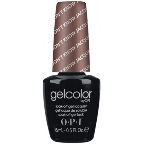 Opi Gelcolor Collection Nail Gel Lacquer, 0.5 Fluid Ounce - BASE COAT