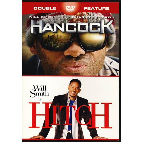 Will Smith Double Feature: Hancock / Hitch (Widescreen)