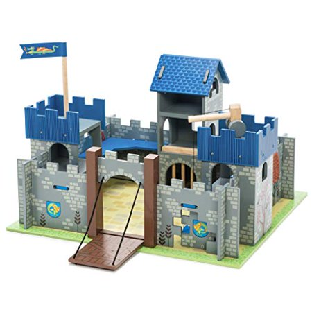 Le Toy Van Wooden Blue Excalibur Castle - image 1 of 1