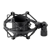 Monoprice Universal Shock Mount, For Large Diaphram Condenser Microphones, Isolate Mics From Bumps And Scuffles - Stage Right Series