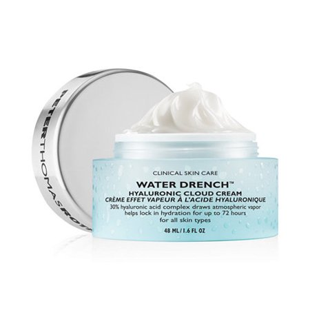 Peter Thomas Roth Water Drench Hyaluronic Cloud Cream Hydrating Face Moisturizer, 1.7