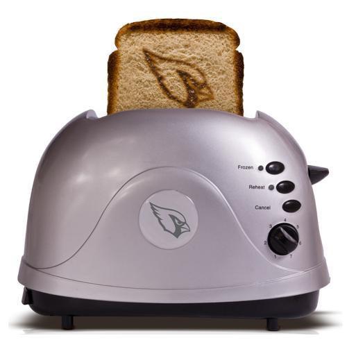 Arizona Cardinals Pro Toast Toaster