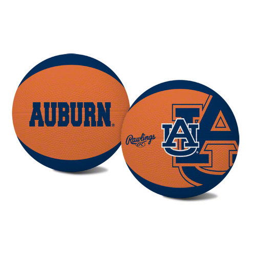 "NCAA - Auburn Tigers ""Alley Oop"" Youth-Size Basketball"