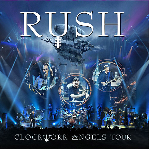 Clockwork Angels Tour Live (3CD)