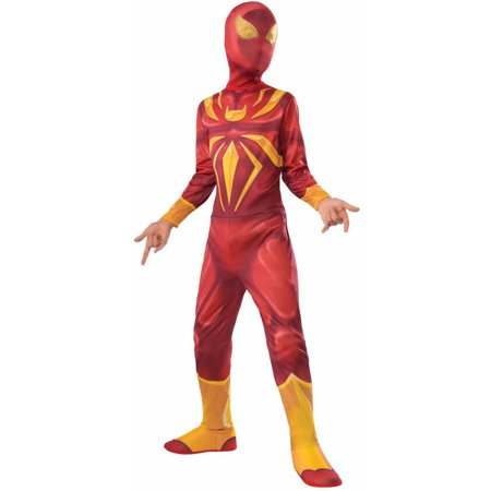 Iron Spider Child Halloween - Kids Spider Halloween Costume