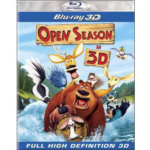 Open Season (Blu-ray) (Widescreen)