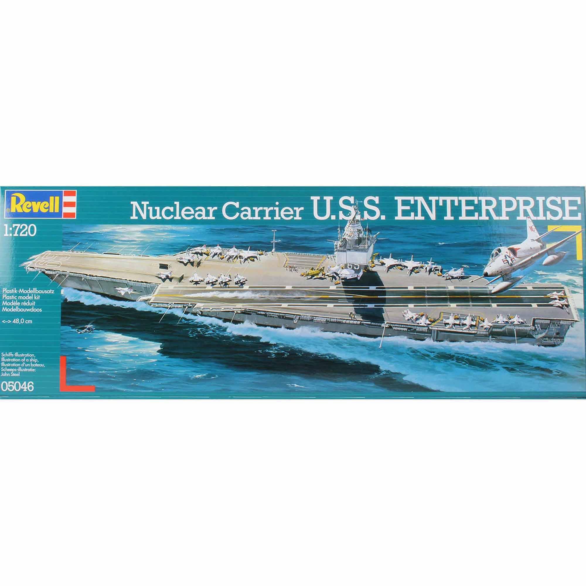 Revell 1:25 Scale U.S.S. Enterprise Model Kit