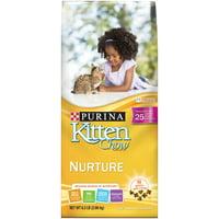 Purina Kitten Chow Nurture Dry Cat Food, 6.3 lb