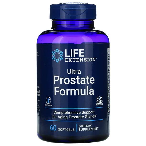 Life Extension Ultra Prostate Formula, 60 Softgels