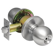 CORBIN CK4430 GWC 630 Knob Lockset,Mechanical,Privacy,Grd. 2