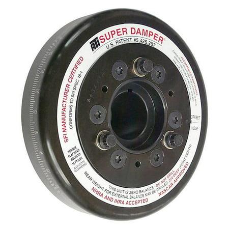 - ATI Super Damper ASD917060 7.07 in. Damper Shell Steel Balancers for BBC Hub