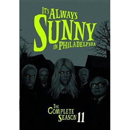 It's Always Sunny in Philadelphia: Season 11 (DVD)