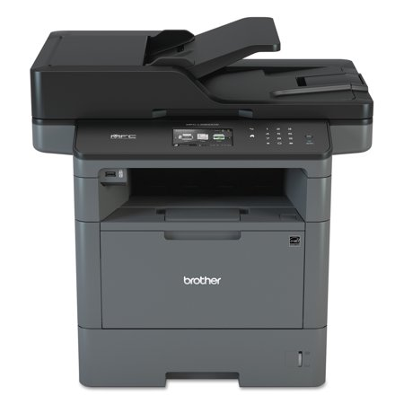 Brother MFC-L5900DW Wireless Monochrome All-in-One Laser Printer,