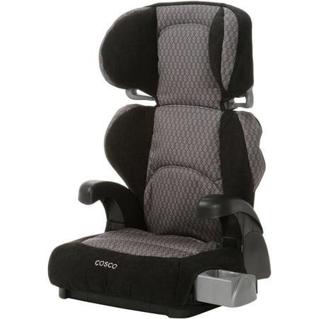 Cosco Pronto High Back Booster Car Seat Walmart Com