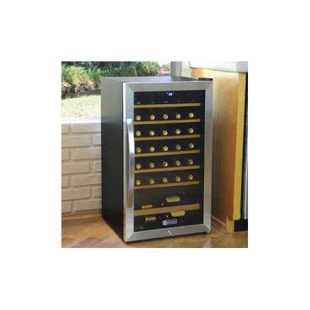 Image of Allavino 34 Bottle Cascina Single Zone Freestanding Wine Cooler
