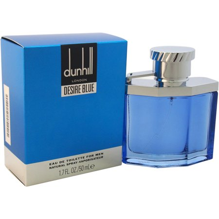 Desire Blue London by Alfred Dunhill for Men - 1.7 oz EDT Spray Alfred Dunhill Mens Edt
