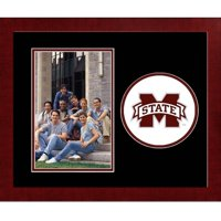 Mississippi State Bulldogs Spirit Photo Frame (Vertical)