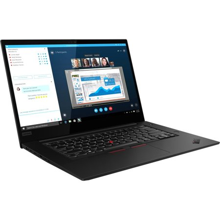 Lenovo ThinkPad X1 15.6 FHD Gaming Laptop i7-9850H 32GB 512GB SSD W10P GTX (Best Lenovo Thinkpad For Gaming)