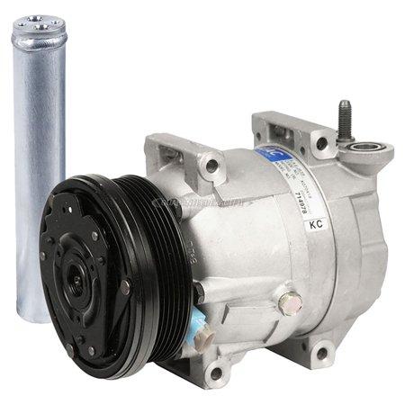 For Chevrolet Aveo & Aveo5 OEM AC Compressor w/ A/C (Chevrolet Aveo Ac Compressor Price In India)