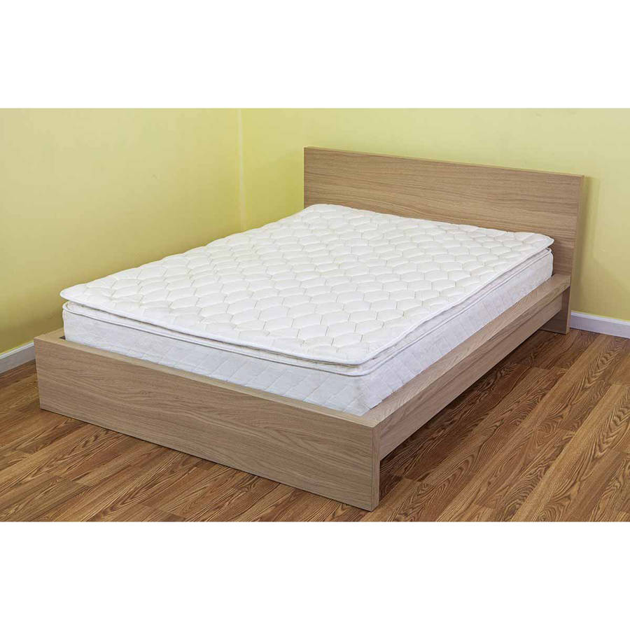 """dream on me rise and shine 10"""" pillow top mattress-in-a-box"""