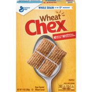 Wheat Chex Cereal, with Whole Grain, 14 oz