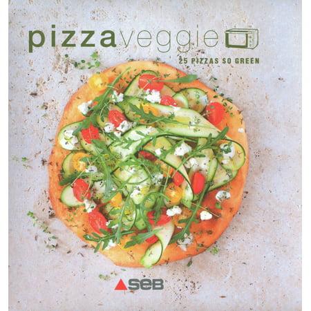 Pizzas Veggie - eBook - Halloween Veggie Pizza Recipe