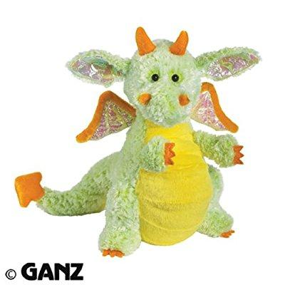 Webkinz Virtual Pet Plush - CITRUS DRAGON (8.5 inch)
