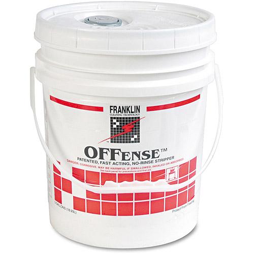 Franklin Cleaning Technology OFFense Floor Stripper, 5 gal
