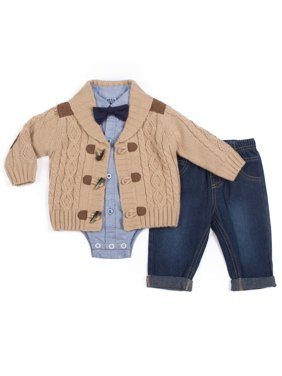 d90e57dce Baby Boys Clothing - Walmart.com