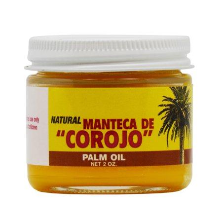 Imperial Drug & Spice Corp. Manteca de Corojo 2-ounce Palm Oil