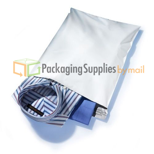 "100 Self-Sealing Poly Mailers Plastic Shipping Bags 12"" x 15.5\ by PackagingSuppliesByMail"