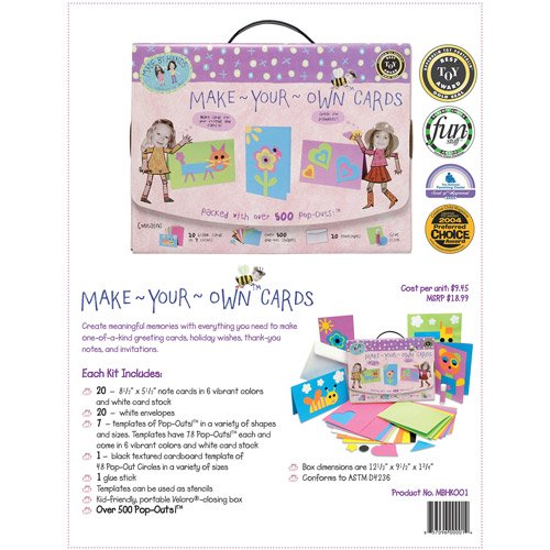 Make your own cards kit walmart m4hsunfo