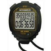 Accusplit AX602M500DEC Multi Mode 500 Memory Advanced Timing Polycarbonate Plastics Stopwatch