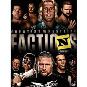 WWE: Wrestling's Greatest Factions (3-Disc) by
