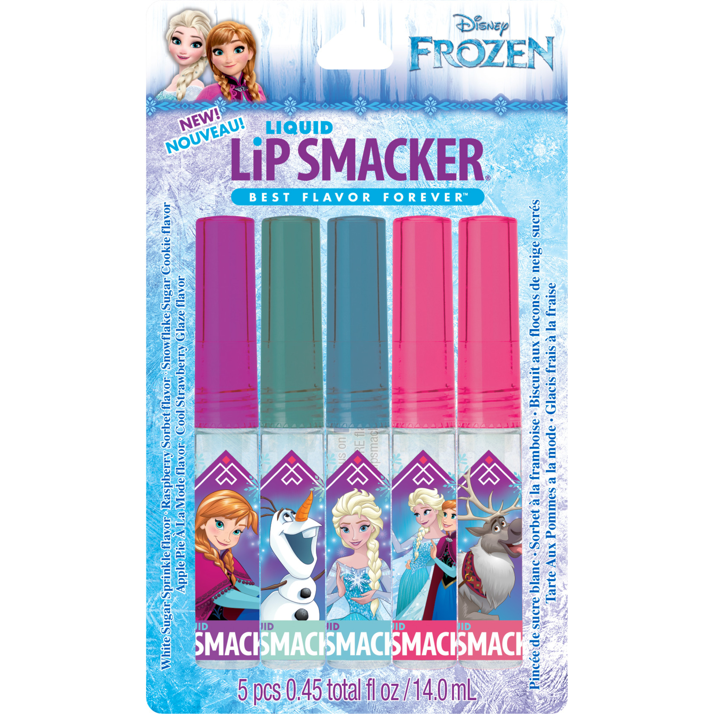 Lip Smacker Disney Frozen Liquid Lip Gloss Party Pack