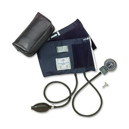 - Medline, MIIMDS9410, Handheld Aneroid Sphygmomanometer, 1 Each, Blue