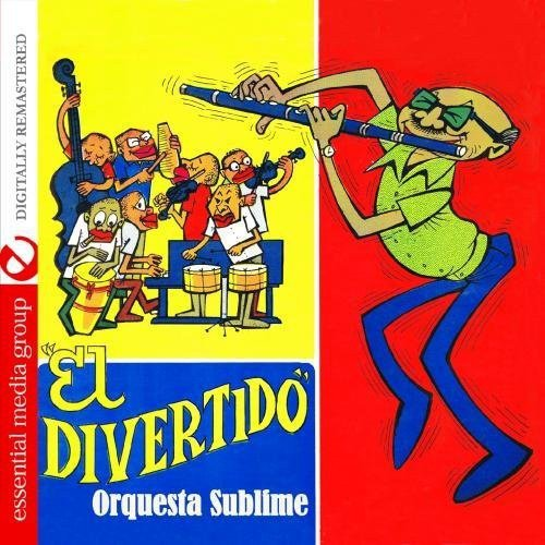 Orquesta Sublime - El Divertido [CD]