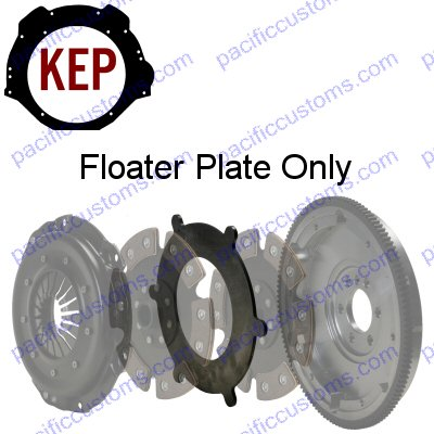 Kennedy 228mm 9 Inch Diameter Double Clutch Disc Floater Plate
