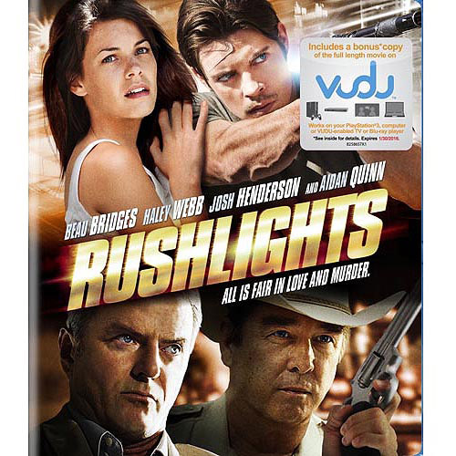 Rushlights (DVD + VUDU Digital Copy) (Walmart Exclusive)