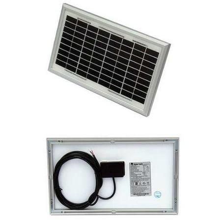 Solartech Power Spm005p D Solar Panel Walmart Com