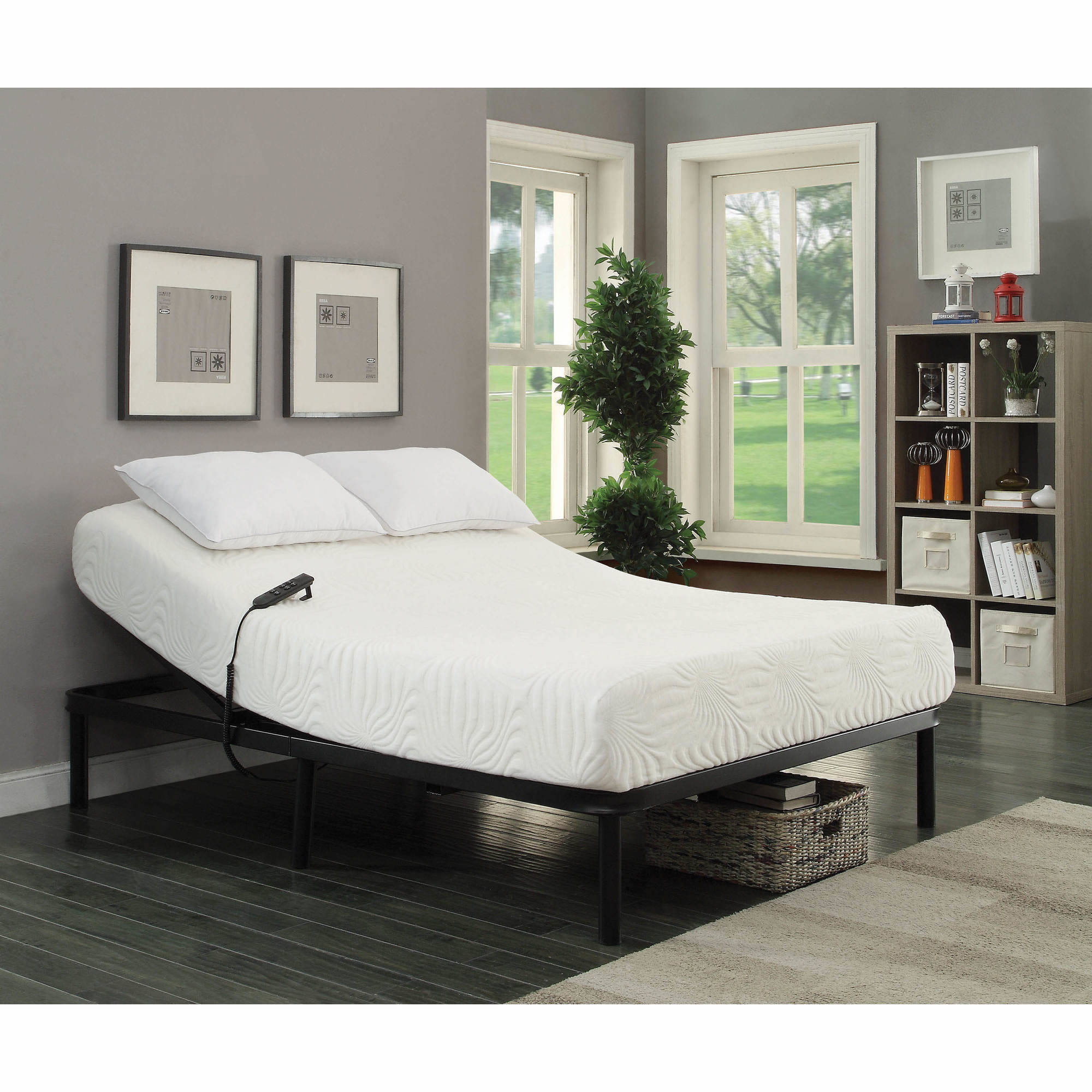 Coaster Company Stanhope Adjustable Bed Base Twin Long Adjustable Bed Base
