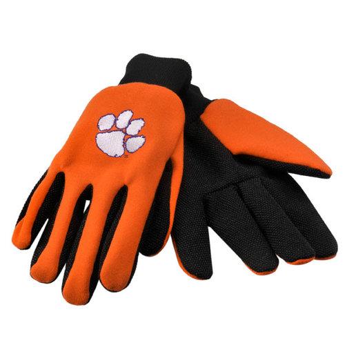 NCAA - Clemson Tigers Work Gloves