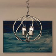 VONN Lighting Sargas 4-Light Globe Pendant