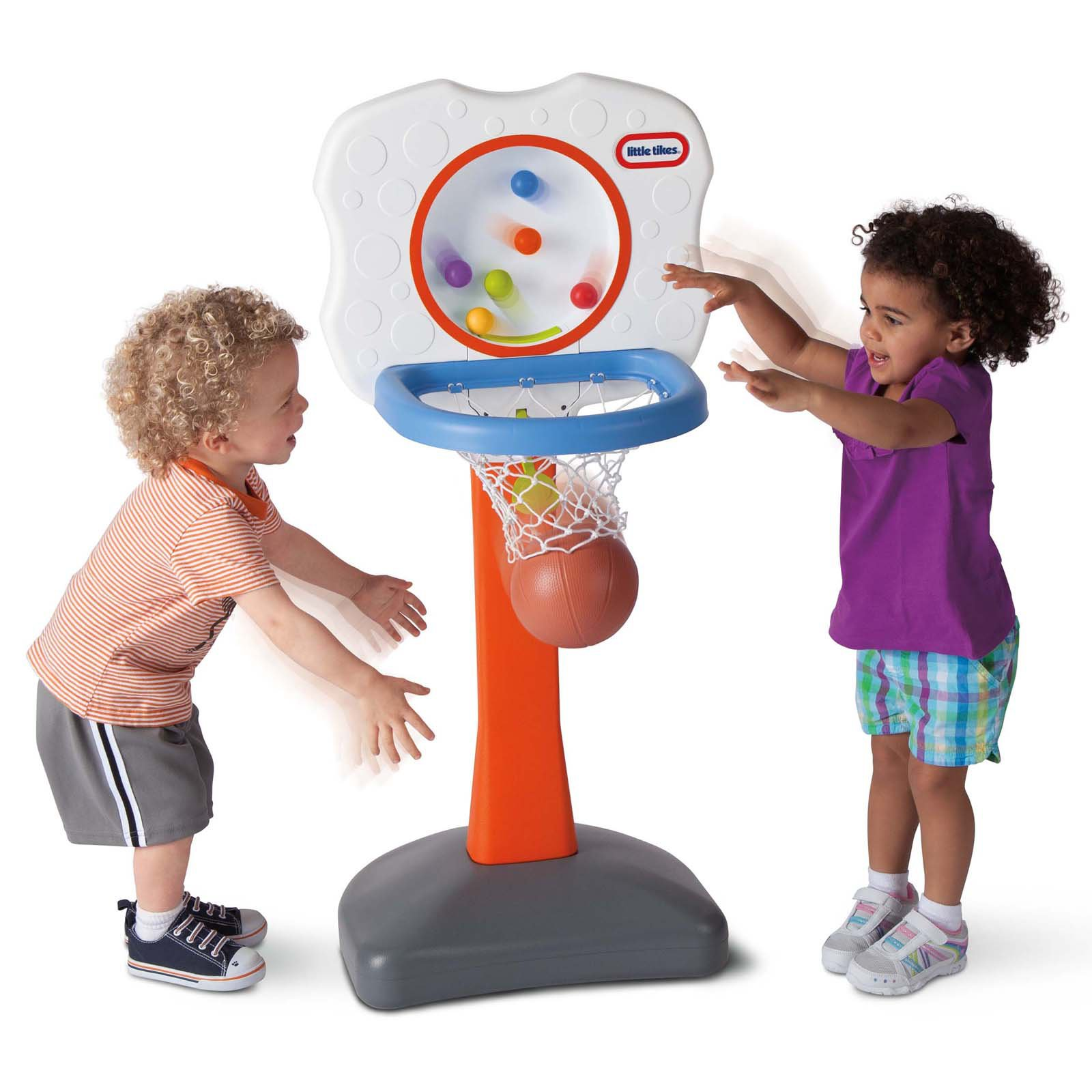 Little Tikes Clearly Sports Basketball by MGA Entertainment