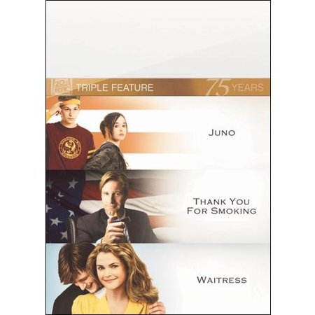 Juno / Thank You For Smoking / The Waitress (Triple Feature) (Widescreen)