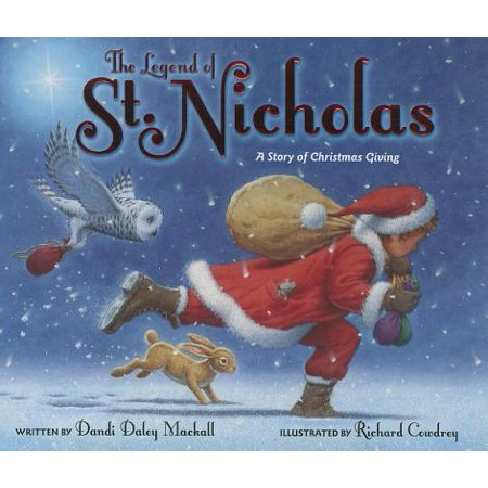 The Legend of St. Nicholas (Hardcover)